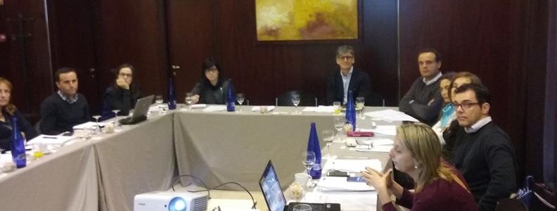 14/01/2016 Primer comité ejecutivo