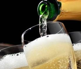 Levaduras secas inactivas en el tiraje de vinos espumosos